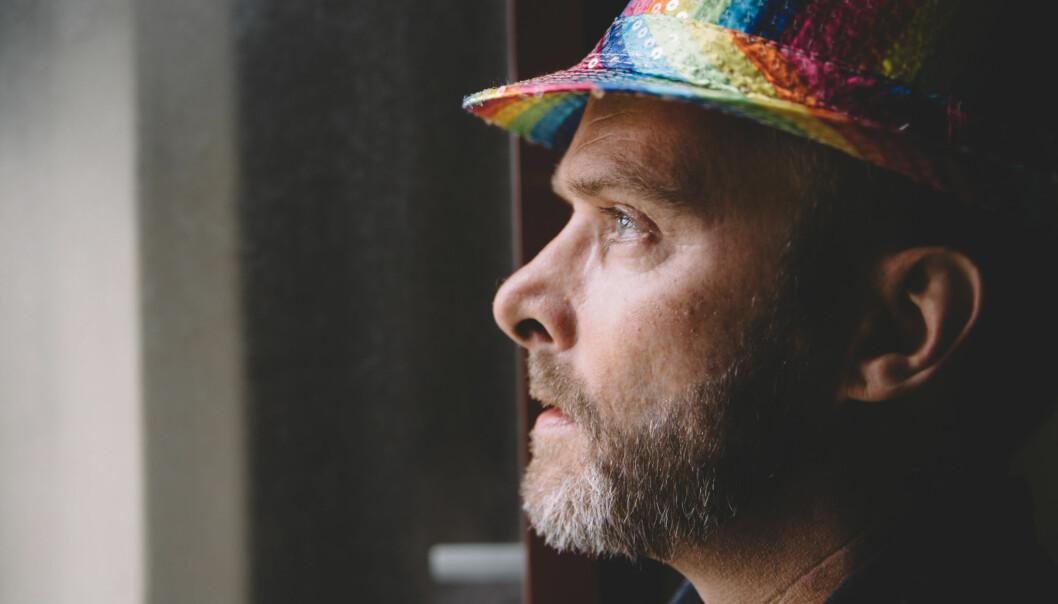 Møt Bjørn-Tore Berge i kortfilmen «Da pride kom til bygda».