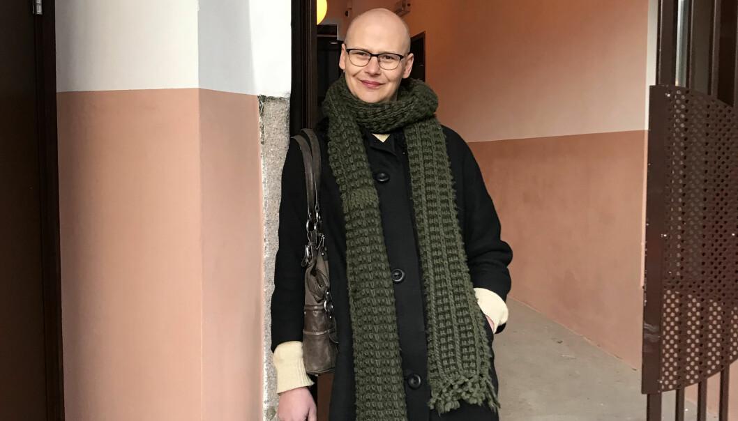 Ingrid Frivold.