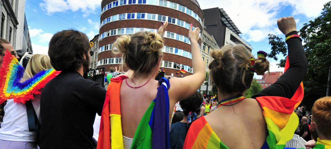Oslo Pride på nye arenaer