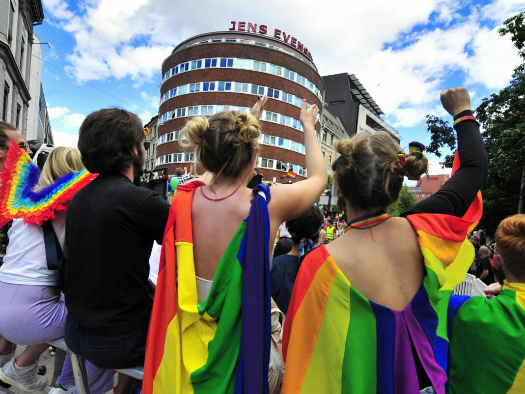 Oslo Pride 2019.