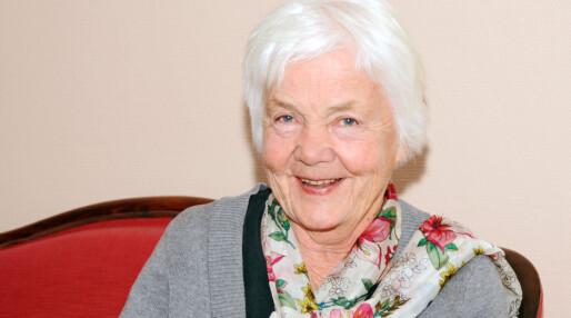 Astrid Nøklebye Heiberg er død