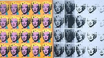 Se Andy Warhol på Tate Modern