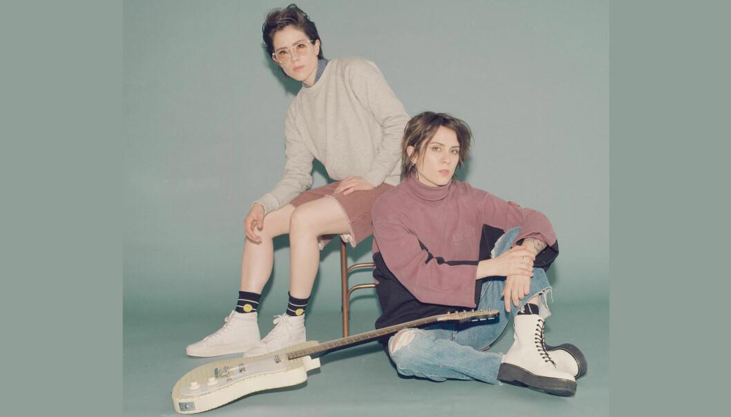 «Hey, I'm just like you», er ifølge Tegan and Sara lydsporet til hele historien deres. Tittelsporet er også den første låta de skrev sammen som 16-åringer.