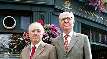 Gilbert & George til Astrup Fearnley