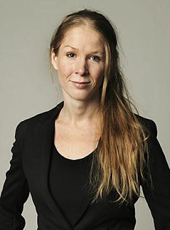 Synne Hall Arnøy, avdelingsleder i Rosa kompetanse.