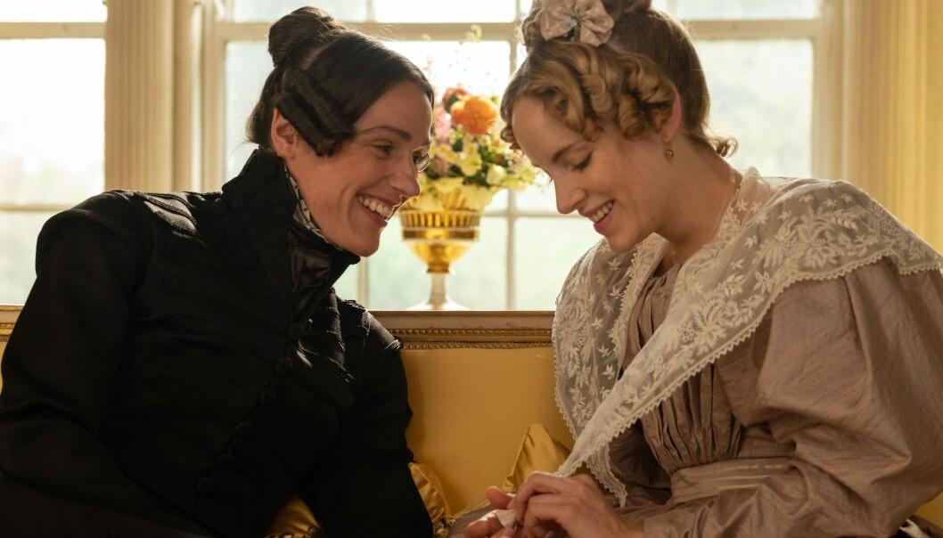 «Gentleman Jack» er en ny serie om Anne Lister med Suranne Jones i hovedrollen.