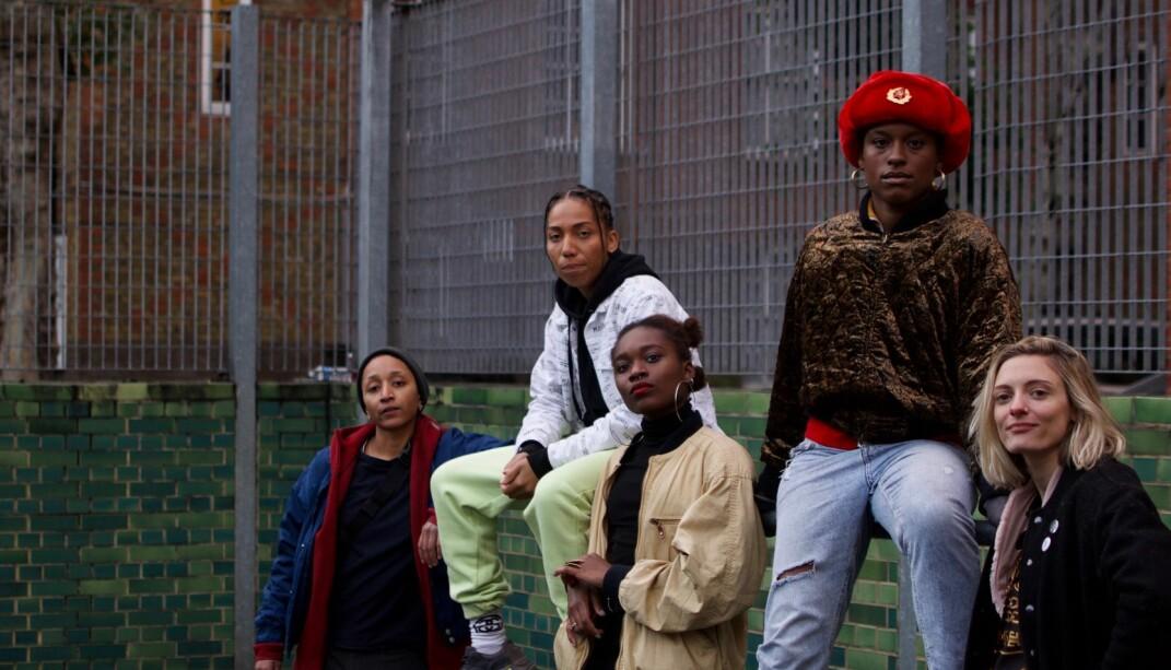 Det feministiske dj-kollektivet Resis'dance spiller på Ingensteds fredag 29. mars