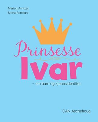 Boka handler om alle barns rett til å uttrykke kjønn som de ønsker.