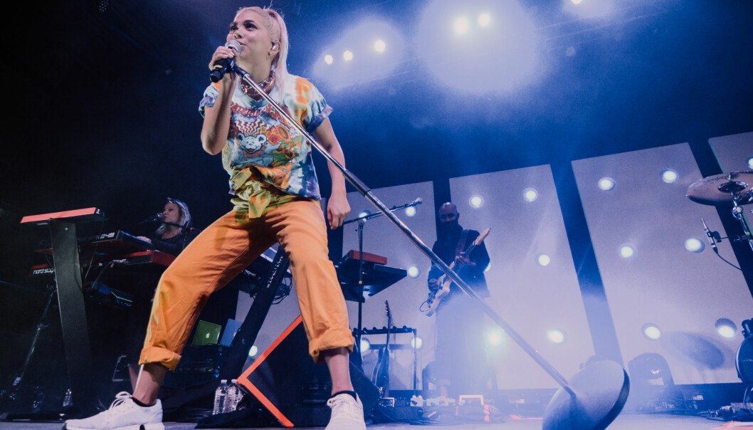 Hayley Kiyoko vant i fjor MTV Music Award for Push Artist of the Year, foran nominerte som Noah Cyrus, Jessie Reyez, Lil Xanlem, Tee Grizzley, Khalid og vår egen Sigrid.