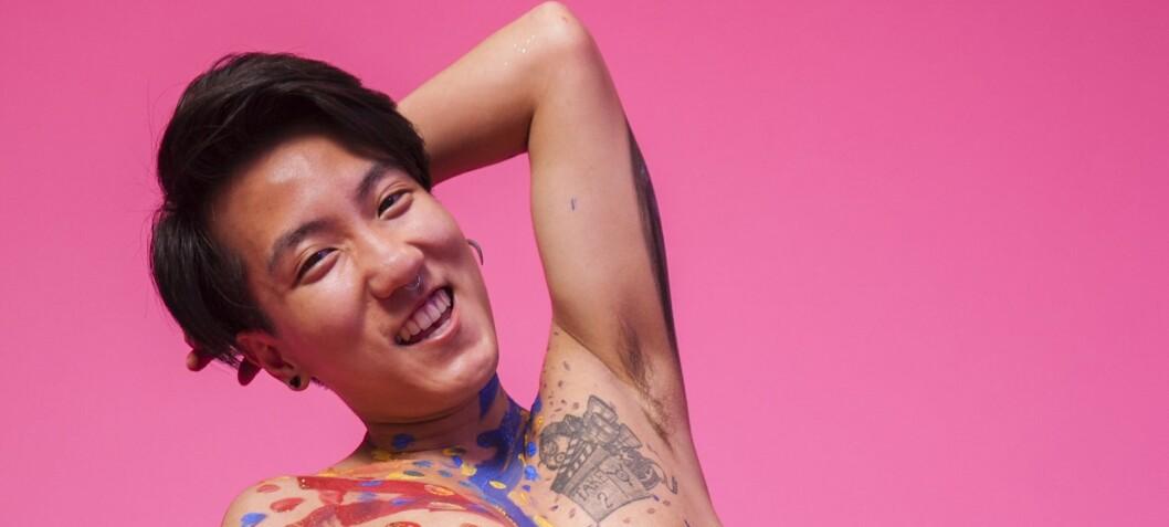 Nakenfest for transfolk