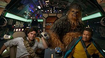 Flytende i Star Wars
