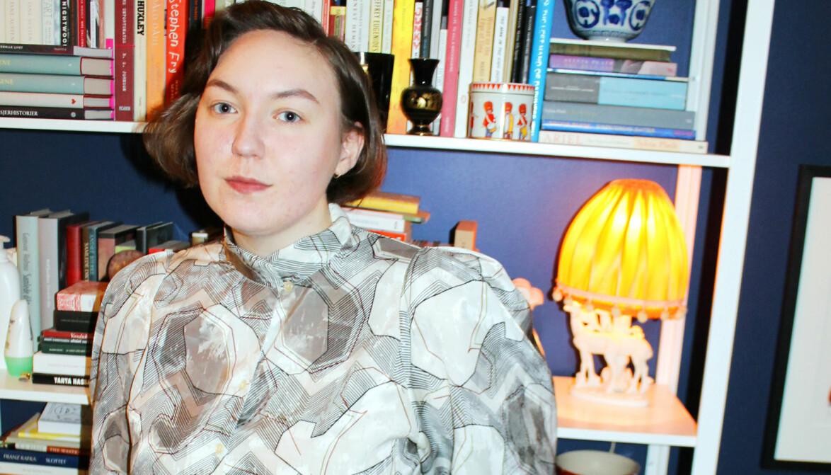 Etter tre år  med Yoona, skriver Caroline Ugelstad Elnæs nå på en ny roman, og søker etter en innfallsvinkel og form som kan romme det hun vil si.