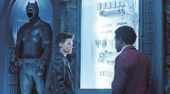 Batwoman må redde eksen