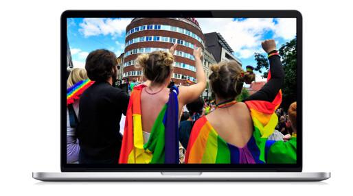 Digital Oslo Pride – skaper gull av gråstein