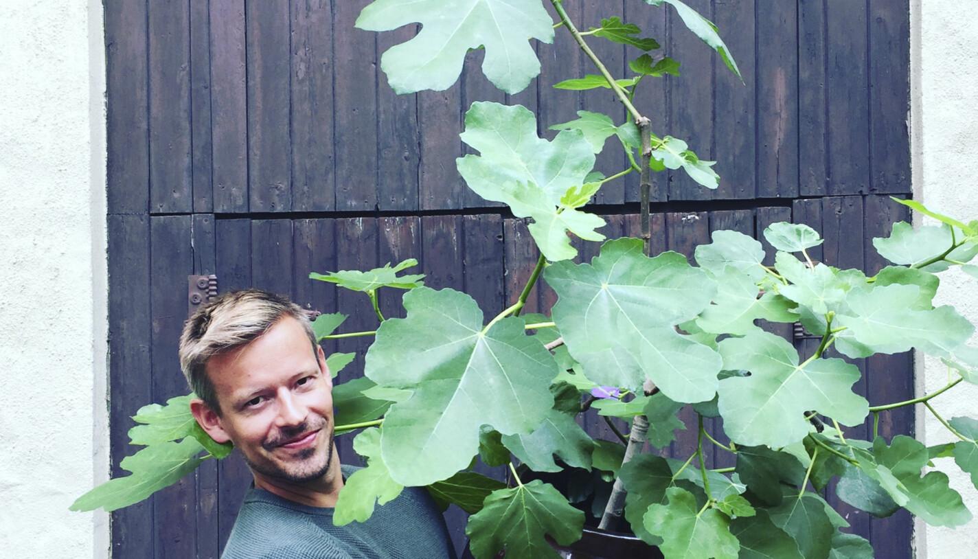 Anders Røynebergs Instagram-profil har ført til interesse, ikke bare fra Blikk, men også fra internasjonal presse. – Jeg har blitt intervjuet av både franske og amerikanske magasiner etter at jeg startet opp Arctic gardener.