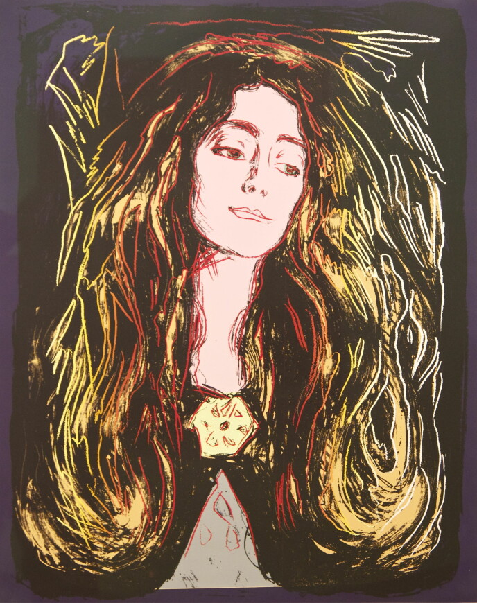 Andy Warhol var et levende ikon i live, men er like fullt et ikon etter sin død. Fra 26. mai til 26. august viser Munchmuseet i bevegelse – Kunsthall Oslo utstillingen «Andy Warhol – after Munch» i Oslo.
