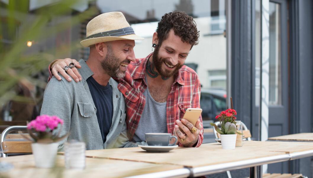 En australsk studie viser at flertallet av skeive menn under 30 år møter sin første seksuelle partner via datingapper. – Dette er et ekstremt skifte fra hvordan menn møttes før, sier Eirik Hørthe.