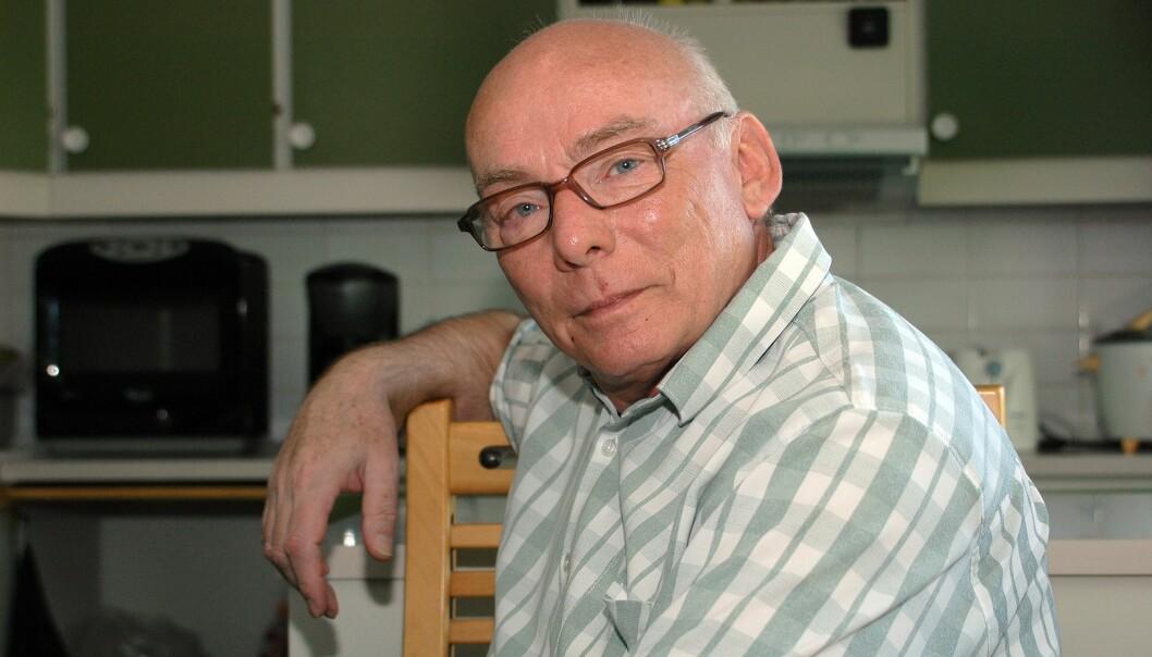 Claus Drecker 1937 - 2018.