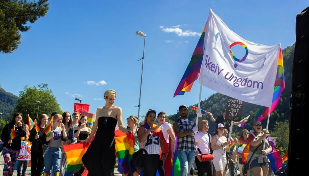 Pride Sogn og Fjordane, 2019.