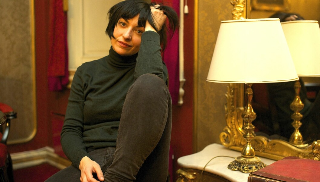Elisa Kragerup har gjort kometkarriere i Danmark. I 2015 fikk hun den danske Kronprinsparets kulturpris.