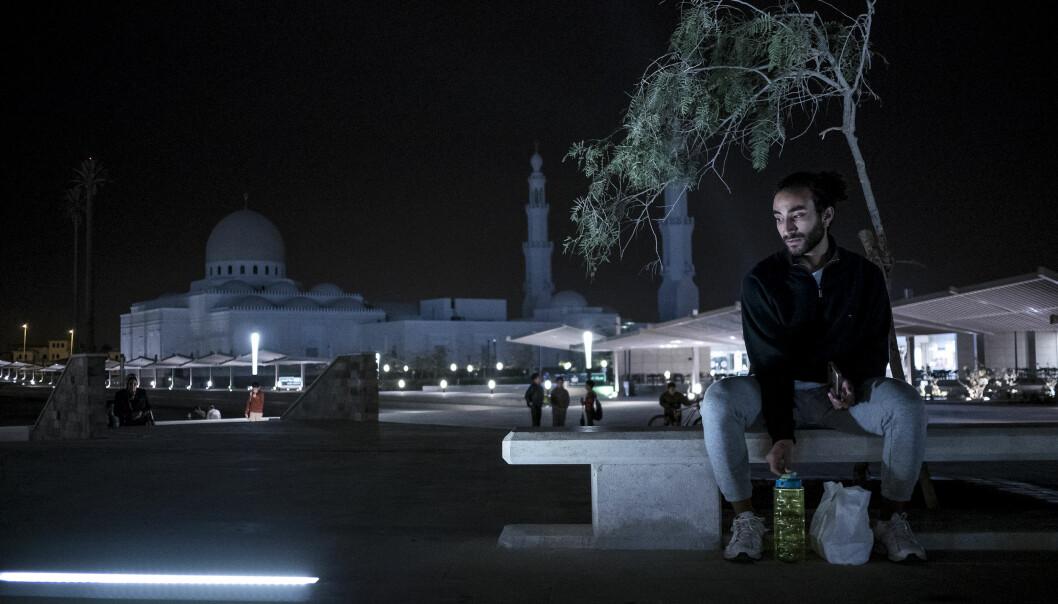 – Min religiøse tro forteller meg at jeg kunne elske hvem jeg vil, sier Yussuf utenfor en moské i Kairo – i landet der sånne som han kan fengsles i opptil fem år.