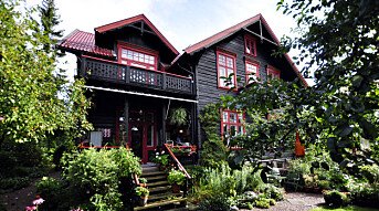 Villa med skeiv sjel
