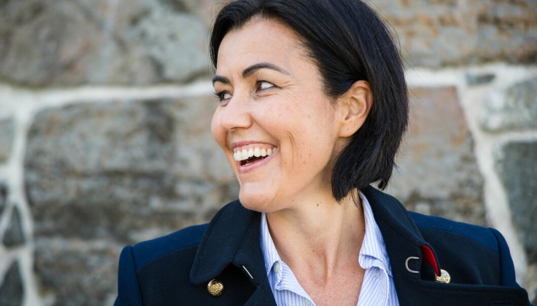 Næringslivsleder og rådgiver Henriette Grønn brenner for ledelse og kommunikasjon, som for henne er to sider av samme sak.
