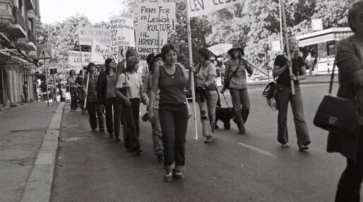 – Vi var radikale feminister
