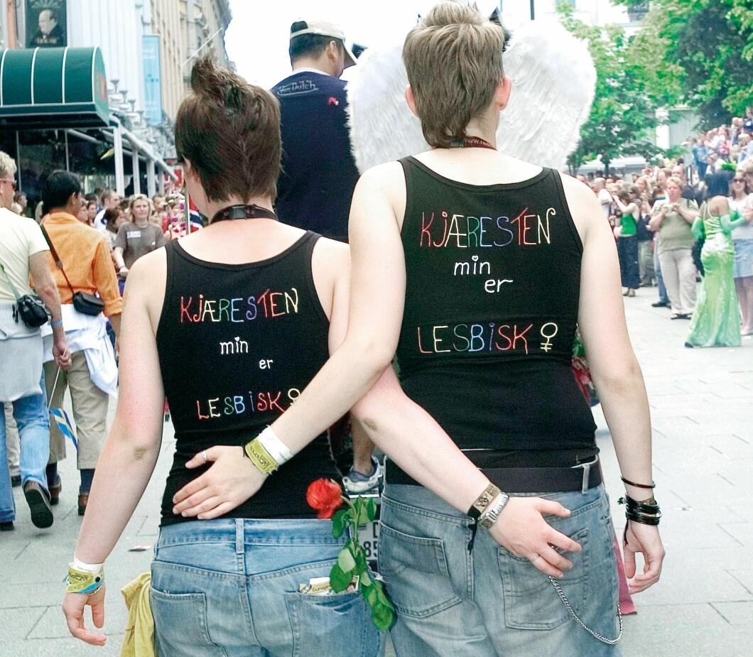 – På 90-tallet ble skeive radikale ideer om å utfordre samfunnsstrukturene, langt på vei ignorert til fordel for en «likhetstanke». Skeive som ikke ønsket å leve heteronormativt i tråd med «likhetstanken», ble ytterligere presset ut, sier Elisabeth Lund Engebretsen.