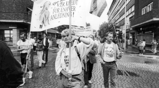 Parademinner: 80-tallet