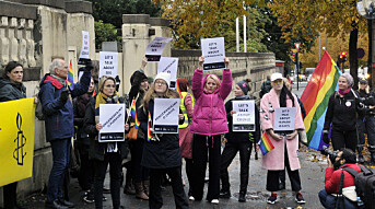 Solidaritet med skeive i Polen