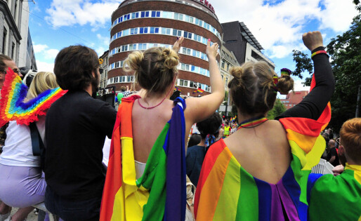 Oslo Pride åpner opp!