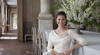 H.K.H. Kronprinsesse Victorias hilsen til Stockholm Pride