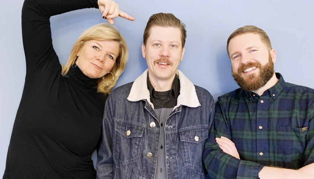 Blikk har derfor utfordret podkast-trioen Anne Lindmo, Halvor Haugen og Rune Engelsøy Norum til verbalt å kna på noen skeive universelle tema: heteronormativitet, pride-parader og ut av skapet-journalistikk.
