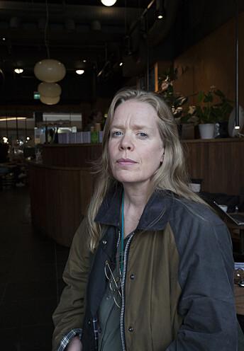 Lina Viste Grønli.