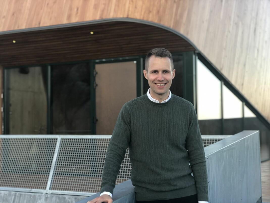 Kai Steffen Østensen.