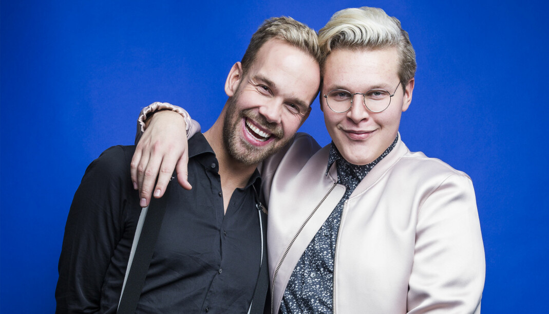 Årets Skamløspris går til Morten Hegseth for VG TV-serien «Homoterapi». Hegseth er også kjent for podkasten «Harm & Hegseth» med Vegard Harm.