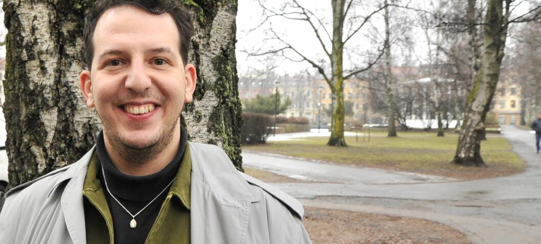 Yonas Bennour stiller til valg som FRI-leder