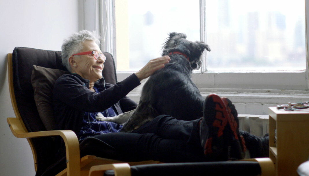 Barbara Hammer i «Queer Genius».