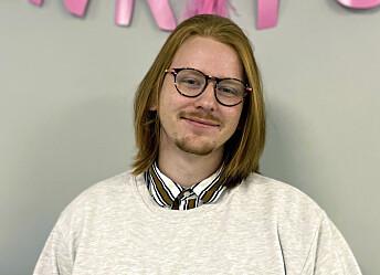 Odd Thomassen, leder i Skeiv Ungdom.