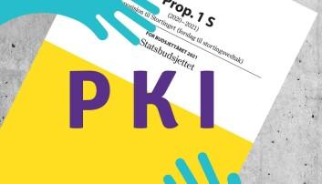 «Få PKI inn på statsbudsjettet»