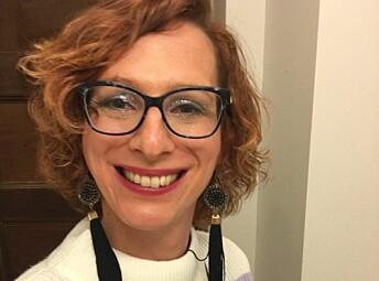 Mathilde Fossheim, tidligere leder i PKI.