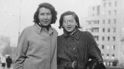 Ruth Maiers plass innviet i Oslo