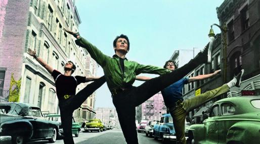 West Side Story på skeiva