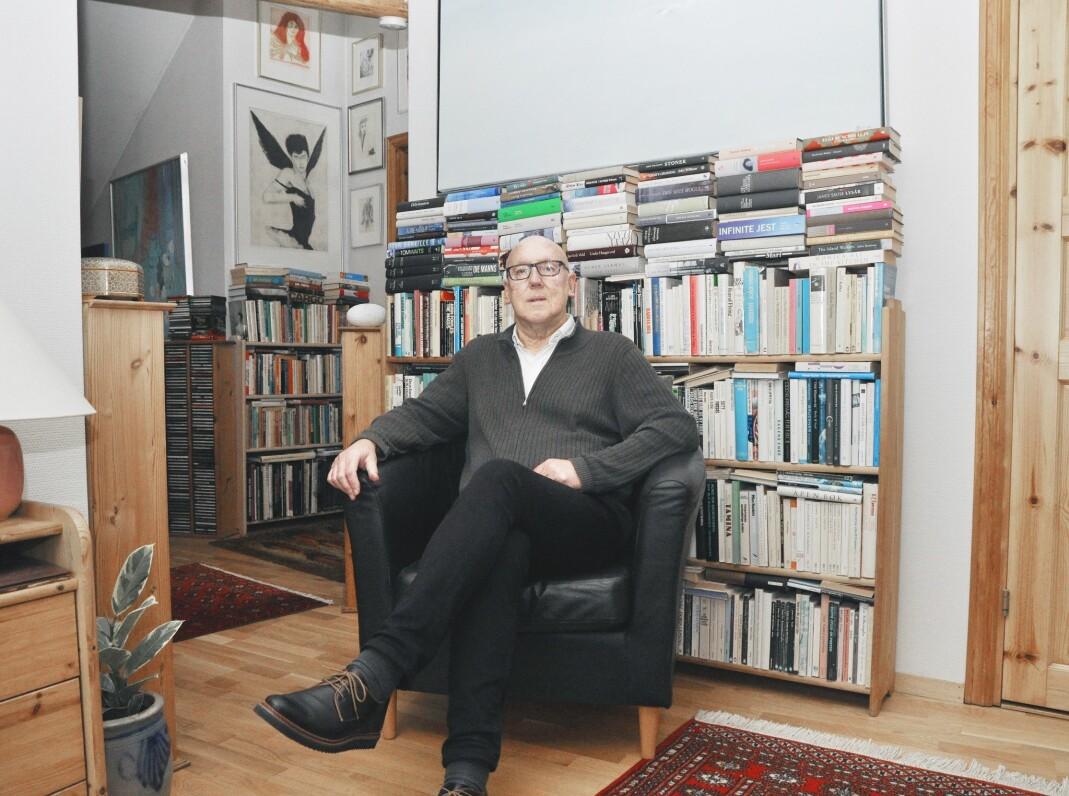 – Hver generasjon trenger sin egen «Otto, Otto», sier Odd Klippenvåg om kjærlighetsromanen han utga i 1983, og som har betydd så mye for mange skeive.