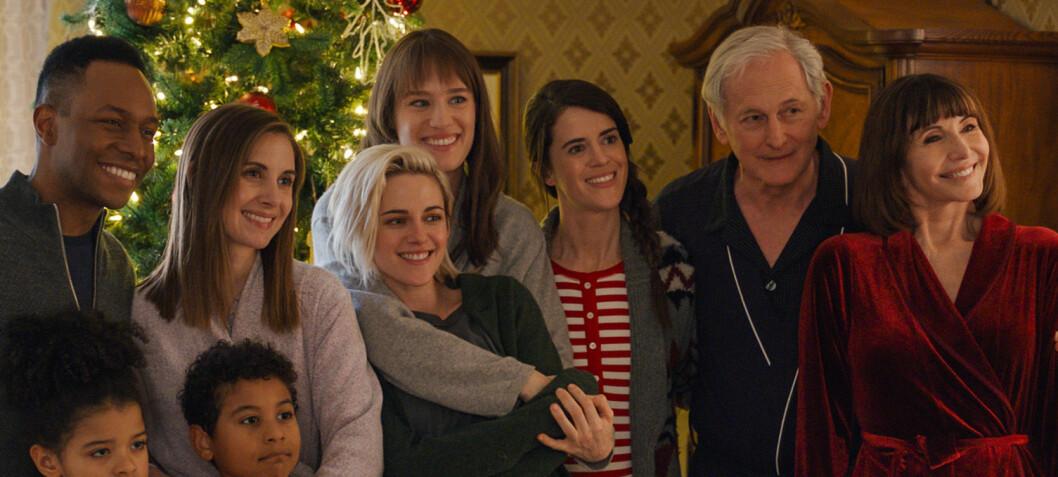 Lesbisk jul med komplikasjoner