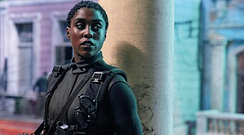 Mitt navn er Lynch. Lashana Lynch.