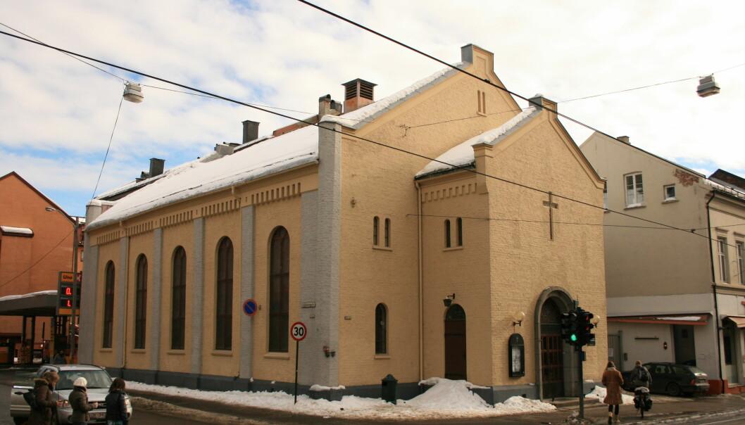 Metodistkirken i Oslo.