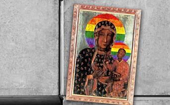 To års fengsel for religionsfornærmelse