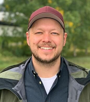 FRI-leder Inge Alexander Gjestvang.